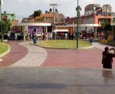 Inauguración de La Plaza San Miguel