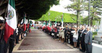 Conmemoran aniversario de Moroleon