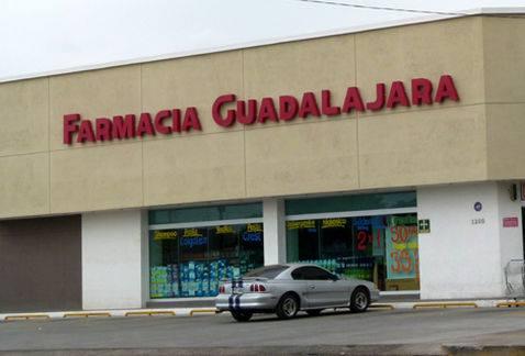 farmacia guadalajara