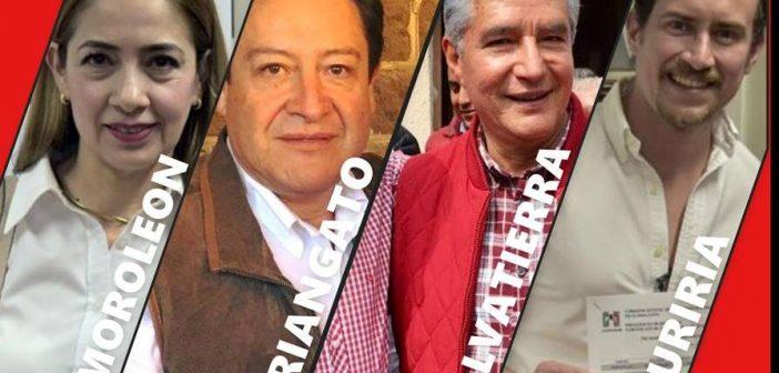 El PRI tiene ya tiene a sus precandidatos a las presidencias municipales