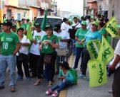 """Campaña de Carlos Guzmán """"TANAO"""" recorre el Plan de Ayala"""