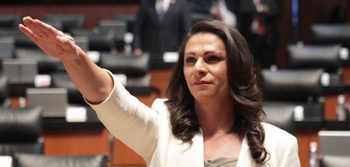 Perfilan a Ana Gabriela Guevara como directora de la Conade en el gobierno de AMLO