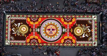 alfombra Bruselas