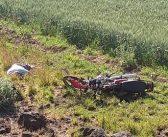 Muere joven en accidente de motocicleta