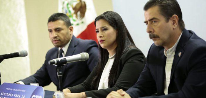 Primeros resultados de policía militar en Guanajuato; detienen dos personas