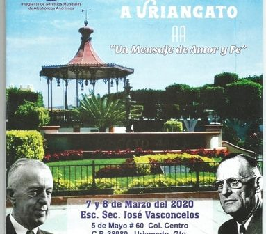 35 años de la llegada del mensaje a Uriangato A.A