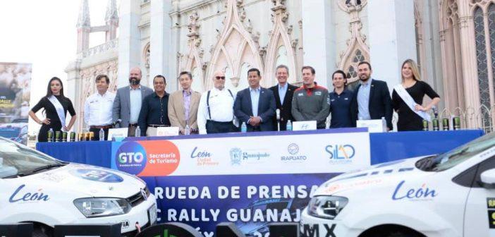 Guanajuato listo para recibir al World Rally Championship
