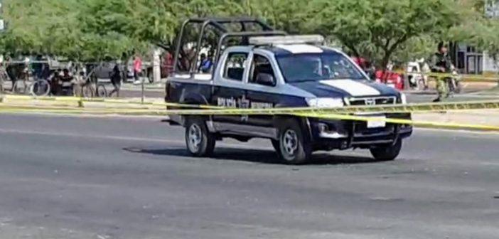 Asesinan a dos policías municipales en Celaya
