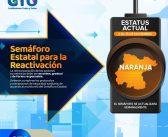 Regresa Guanajuato al Semáforo Naranja